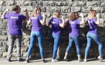Une équipe jeune et dynamique à votre écoute ! Gaetan-Fanny-Pauline-Maria-Ianisse