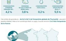 L'empreinte écologique du numérique dans le monde - Crédit photo : GreenIT