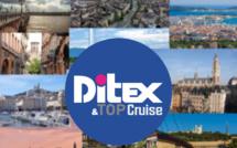 """DITEX Top Cruise 2020 : les croisiéristes mettent le """"paquet"""" et jettent l'ancre à Marseille !"""