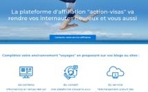 Fournissez informations et services visas depuis votre site ou blog (photo: Action-Visas)