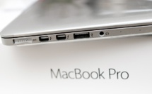 Si vous avez un MacBook Pro 15,4 pouces, vous devez vérifier si la compagnie l'accepte à bord  - Crédit photo : Depositphotos @ifeelstock