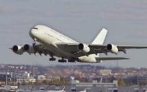 Les émissions de gaz à effet de serre du transport aérien sont largement sous-évaluées. Eric Cabanis/AFP