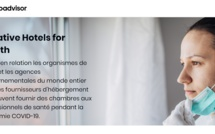 Tripadvisor lance Hotels for Health à travers le monde - DR