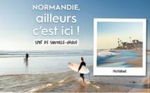 """La Normandie lance une campagne de promotion """"Normandie, ailleurs c'est ici !"""""""