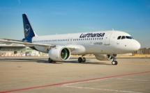 Lufthansa reprendra notamment ses reprendra ses vols au départ de Lyon pour Francfort - DR