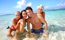 Si le décret est changé, les vacanciers vont pouvoir aussi partir dans la France ultramarine /crédit DepositPhoto