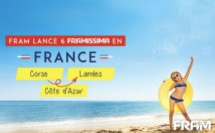 FRAM lance 6 Framissima en France