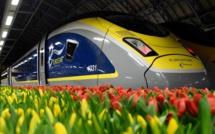 L'Eurostar reprendra sa liaison ferroviaire entre les Pays-Bas et Londres dès le 9 juillet 2020 - DR