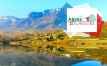 Le lac Saint André et les vignobles au pied du mont Granier (Parc naturel de Chartreuse - Savoie) - DR Bernard Vissoud Alpes Flaveur