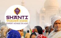 Shanti Travel, Réceptif Inde