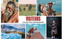 La collection anniversaire de Visiteurs - DR
