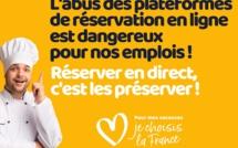 """Contact Hôtels propose des tarifs spéciaux et des remises sur le site """"jechoisislafrance.com"""" - Cfédit photo : Contact Hotels"""