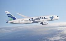 """Une décision qualifiée de """"logique"""" selon Marie Joseph Malé, le PDG d'Air Austral"""