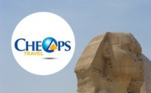 Cheops Travel, Réceptif Egypte