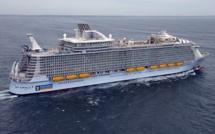Muster 2.0 a été testé pour la première fois sur le Symphony of the Seas de Royal Caribbean en janvier 2020. - DR