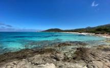 Plage de Corse île Rousse – Copyright 2020 Cors'Alpha Touring