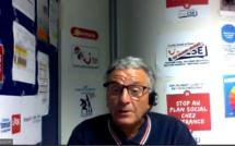 Lazare Razkallah, secrétaire du Comité social économique (CSE) de TUI France - DR