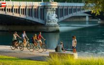 La ViaRhôna, l'itinérance à vélo au fil du Rhône