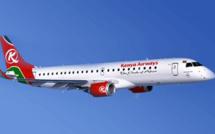 Le 1er août, la compagnie a repris ses services internationaux de passagers.  - DR Kenya Airways