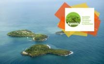 CNES - © Optic Vidéo/ 2013 vue aérienne des îles du Salut