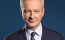 Bruno Le Maire - DR
