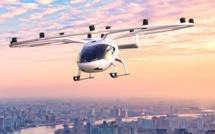 Volocopter (Allemagne) : constructeur de véhicule électrique à décollage vertical (eVTOL) - DR