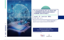 Conférence : innovation dans le tourisme, quoi de neuf ?