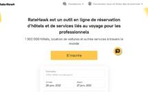 RateHawk est une des marques du groupe  Emerging Travel Group - DR