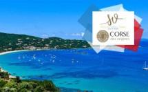 © La Corse des origines / Baie de Campomoro avec sa tour génoise