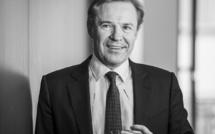 Hervé Gastinel, Président de la compagnie Ponant - Photo Alexandre Lamy
