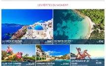 Le nouveau site web de Jet tours - DR