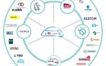 Créé initialement en 2018 par SNCF Réseau et la FIF, le Digital Open Lab devient le Rail Open Lab avec l'intégration de la RATP et du SERCE. - DR