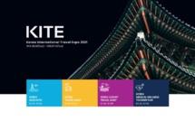 La KITE est le rassemblement des quatre principaux salons professionnels dédiés au Tourisme et MICE en Corée, à savoir la Korea MICE Expo (MICE), la Korea Tourism Virtual Fair (FIT), la Korea Luxury Travel Mart (Luxe) et la Korea Medical & Wellness Tourism Fair (Médical et Bien-être). - DR