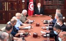 """""""La Tunisie risque de tomber dans """"démocratie un peu autoritaire"""" ou un """"autoritarisme vaguement démocratique"""", voilà le fonctionnement dans les prochaines années"""" selon Vincent Geisser, sociologue et politologue au CNRS spécialiste de la Tunisie - Crédit photo : Compte Facebook de la présidence de la Tunisie"""