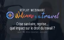 Replay - Crise sanitaire, reprise... quel impact sur le droit du travail ?