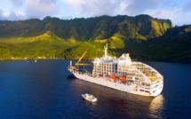 L'Aranui 5 va proposer une croisière inédite dans les Iles Australes en Polynésie française - DR Aranui