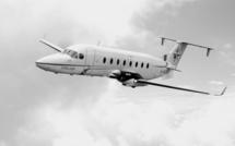 Chalair : A raison de 4 fréquences hebdomadaires, opérées avec un appareil de type Beechcraft 1900 de 19 sièges, Bordeaux sera donc de nouveau reliée à Montpellier en 1h15 de vol. - DR
