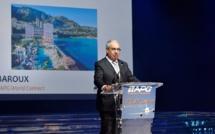 """Jean-Louis Baroux : """"Après 2 ans de crise sans pareille, et douloureuse pour notre industrie, la 12ème édition du World Connect occasionnera les """"grandes retrouvailles"""" des professionnels du transport aérien international, pendant 2 jours dans le cadre prestigieux de l'Hôtel Monte Carlo Bay à Monaco"""" - DR"""