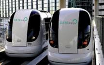 Sept voitures autonomes développées par le GATEaway group seront lancées en juillet - crédit : GATEaway Project