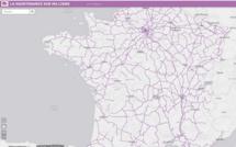 SNCF : une carte interactive pour présenter les travaux sur les lignes