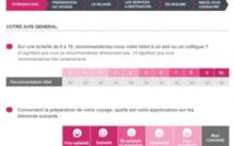 Jet tours : nouveau système d'évaluation de la satisfaction client pour 2016