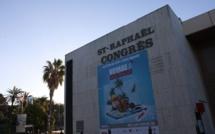 Le palais des congrès de Saint-Raphaël © Johanna Gutkind