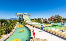 Splashworld Provence attend 350 000 visiteurs entre le 4 juin et le 4 septembre 2016 - DR : Jean-Christophe Bonnici