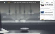 Navigateur : FeedTravel disponible via une extension sur Chrome