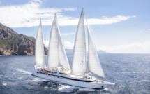 Ponant : 25e anniversaire de la 1ère croisière du mythique voilier 3 mâts