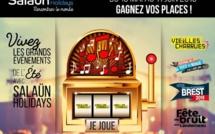 Bretagne : Salaün Holidays fait gagner des places pour des événements