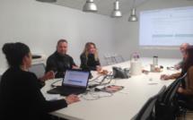 Les ateliers sont organisés à Lyon et Paris et rassemblent entre 6 et 8 participants - Photo SpeedMedia