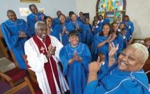 """Le """"Gospels Tour"""", reste le produit """"coup de coeur"""" des français.  Il privilégie les rencontres et participe au développement économique des communautés visitées. Crédit""""Harlem Spirituals""""."""