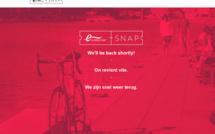 La plateforme Snap d'Eurostar va faire son retour à temps-complet - Capture d'écran