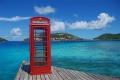 Cabine téléphonique British